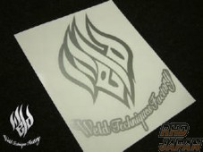 WELD Sticker D Type - Metallic Gold