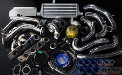 Trust GReddy TD04H Bolt-On Turbo Kit with Catalyzer - ZC31S