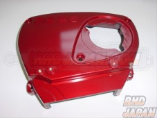 Nissan OEM Red Front Cam Pulley Cover - RB26