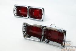 Parts Assist M.speed Tail Unit Set - Hakosuka GC10 KGC10