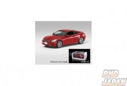 Nismo Kyosho Die-Cast 1/43 Scale Model Hybrid Red - CKV36