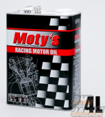 Moty's High Performance Engine Oil M110 - 5w-30 4L