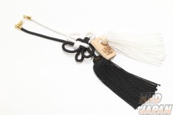 Junction Produce Small Kiku Knot - Black White