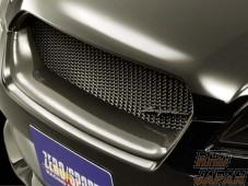 Zero Sports Front Grill Carbon Gun-Metal - BL5 BP5 BP9 3.0 and Spec B