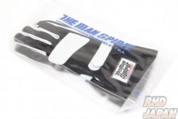 The Man Spirit Racing Gloves #0050 - Black M