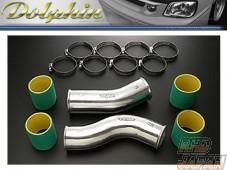 Freeway Dolphin Dolphin-R Aluminum Intercooler Piping Kit - M35 VQ25DET