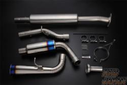 Tomei Expreme Ti Titanium Muffler Exhaust Type 60S - ZC6 ZN6