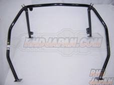 CUSCO Safety 21 Roll Cage 4 Point 2 Seats Yellow - S13 Sunroof