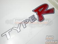 Honda OEM Type R Side Decal Left EP3