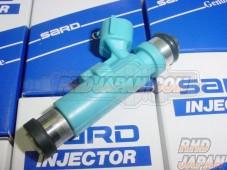 Sard Fuel Injectors Set - 530cc Mitsubishi Colt Ralliart Ver.R Z27AG