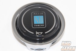 NARDI Classic Steering Wheel - Replacement Horn Button Chrome NA3