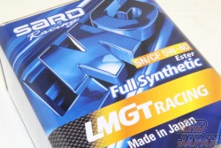 Sard LMGT Racing Full Synthetic Engine Oil 24L Case - 5W-40
