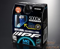 IPF MG BULB Light Bulbs - 5000K Blight Blue H4