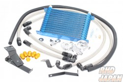 Trust GReddy Oil Cooler & Filter Relocation Kit 13 Row - S14 S15