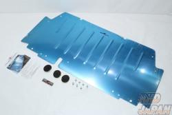 M&M Honda Trunk Room Gusset Plate - CL7