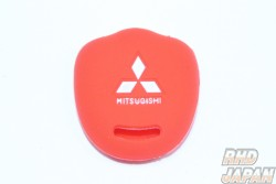 Unlimited Works Red Silicone Key Cover - CT9A