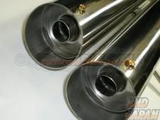 Howakan HP Twin-Tip Muffler Exhaust - HCR32