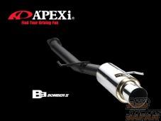 APEXi Bomber III Exhaust Muffler - ER34
