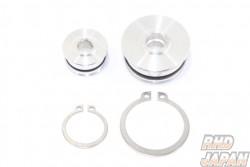 M&M Honda Aluminum Shift Wire Rigid Collar - CL7