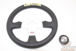 MOMO Competition Evo Steering Wheel 320mm - Silver