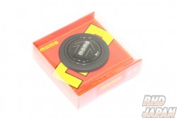 MOMO Horn Button - Silver Arrow