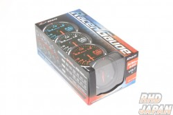 Defi Racer Gauge Volts 60mm - Red