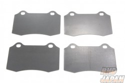 Project Mu Brake Pads Shim Set - Brembo Lotus 4Pot