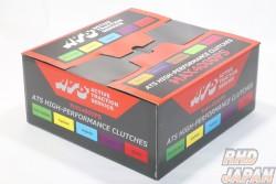ATS & Across Carbon Twin Clutch Kit Spec 1 1350Kg - CN9A CP9A CT9A