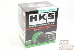 HKS Super Power Flow Air Intake System - MD22S MG21S HN22S MF21 MC22S