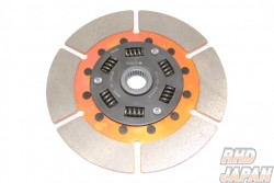 Nismo G-MAX Red Cover Twin-Plate Clutch Replacement Disc