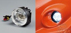 Mugen LED Fog Light Attachment Option For Front Aero Bumper - GK3 GK4 GK5 GP5 GP6 Type S & RS