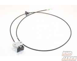 Mazda OEM Bonnet Hood Release Cable FD3S