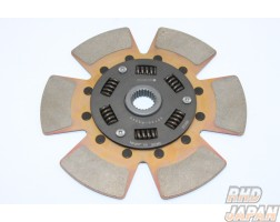 Nismo G-MAX Silver Cover Twin-Plate Clutch Replacement Disc
