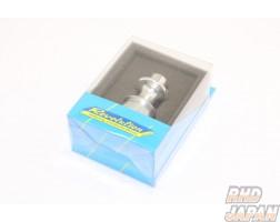 Mugen Wheel Nut and Lock Set 5H Silver