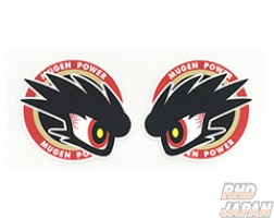 Mugen Eye Commander Sticker A - S