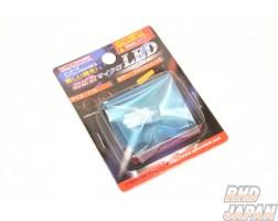 Cyber Stork Micro LED Bulb Gauge Cluster Meter - T10 American Red