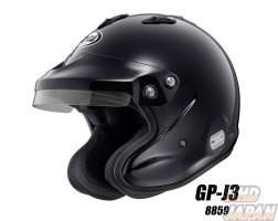 Arai Racing Helmet GP-J3 8859 Black - 60 to 61cm