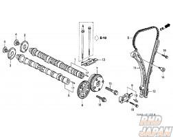 Honda OEM Cam Chain Guide - Civic FD2 Type-R