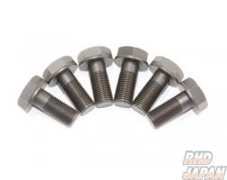 HKS LA Clutch Single Parts - Flywheel Bolt Set Nissan 180SX (R)PS13 S14