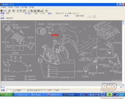 Nissan OEM Oil Pump to Cylinder Block Gasket 15066 RB20 RB25 RB26