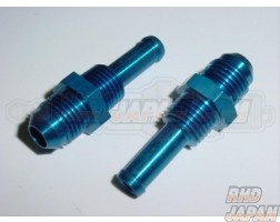 Sard Fuel Collector Tank Adapter Fitting - 8mm-NPT1/4
