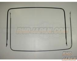 Nissan OEM Rear Window Molding Fastener R32