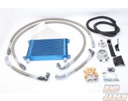 Trust Greddy Oil Cooler & Filter Relocation Kit 13 Row - BNR32