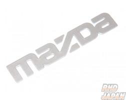 Mazda OEM Rear Maker Name Ornament Emblem - FD3S