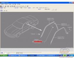Nissan OEM Screw 5122A R33