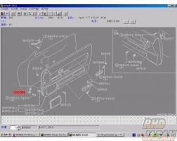 Nissan OEM Screw Cap 00411 R32