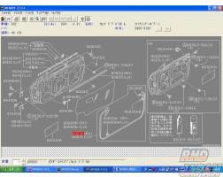 Nissan OEM Right Front Door Weather Strip 04U00 R32