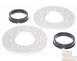 Night Pager High Durability Tread Changer Wheel Spacers - 10mm 5 Hole 70mm Body 70mm Wheel