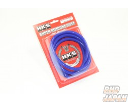 HKS Super Silicone Hose - 6mm