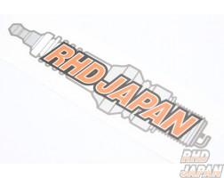 RHDJapan Official Sticker - Plug Style